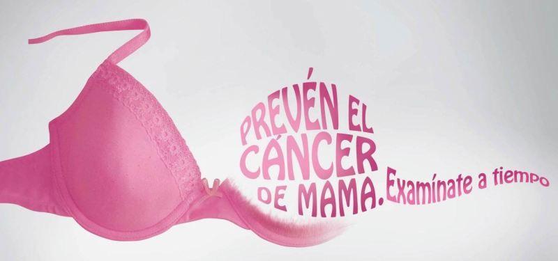 Octubre es el Mes Internacional del Cáncer de Mama