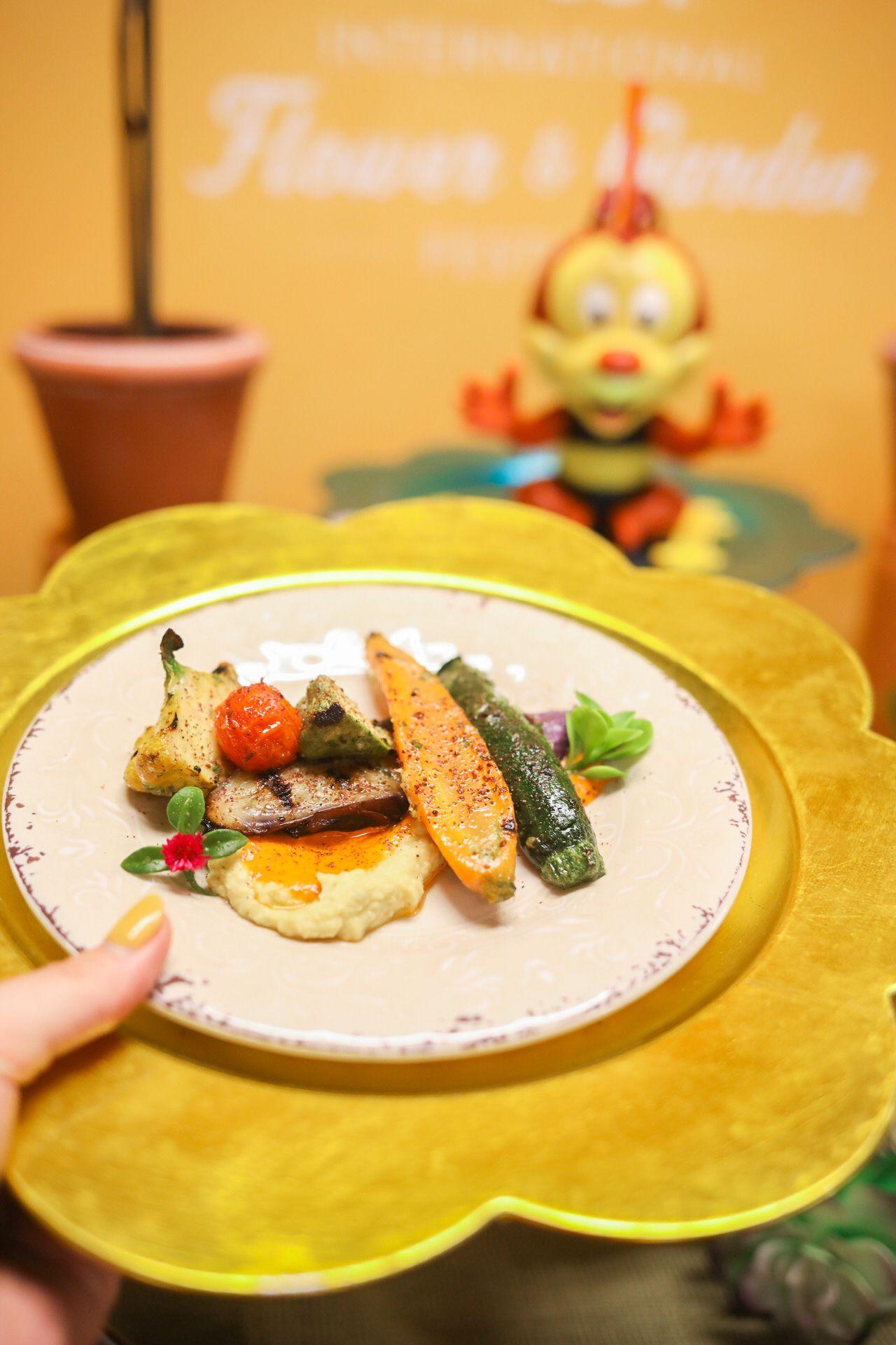 Flower Garden Festival 2020 Food Guide and Gluten Free
