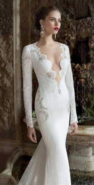 Berta Bridal 2014 wedding dress
