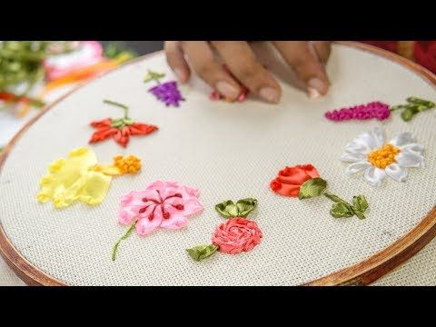 YouTube #embroiderypatternsbeginner
