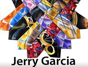 Jerry Garcia ties.