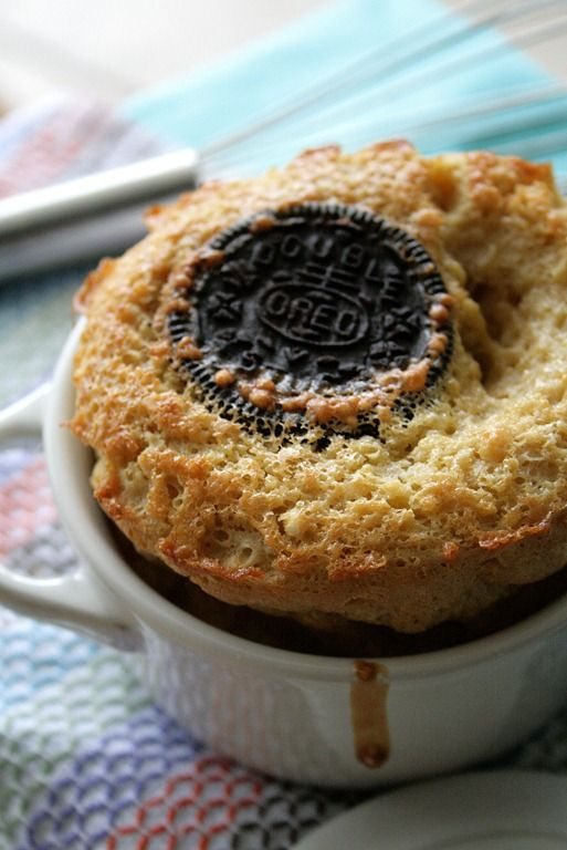 Oreo Stuffed Cookie Popovers…the Picky Palate Popover