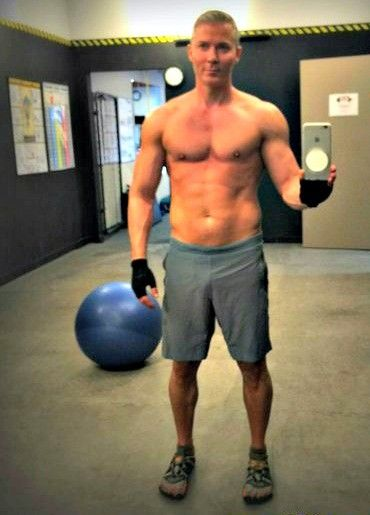 c4f16ffc492 ... Shape of Your Life. Over Fifty and Fit. Author Dane Findley approaching  50th birthday. How to get yourself into tip-top condition