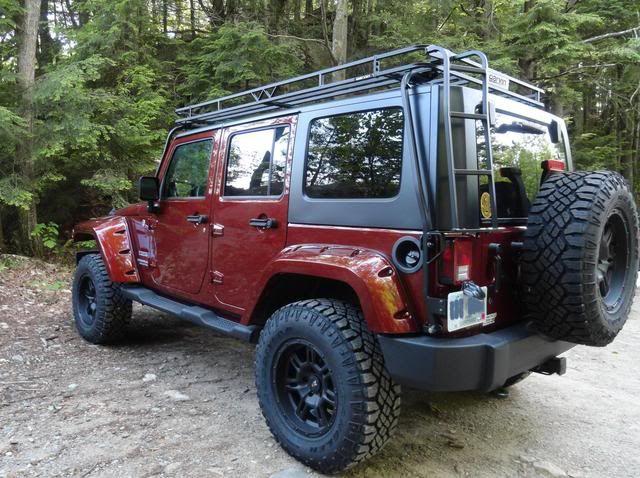 Gobi Vs Garvin Wilderness Roof Racks Jeepforum Com Cool Jeeps Roof Racks Gobi Roof Rack