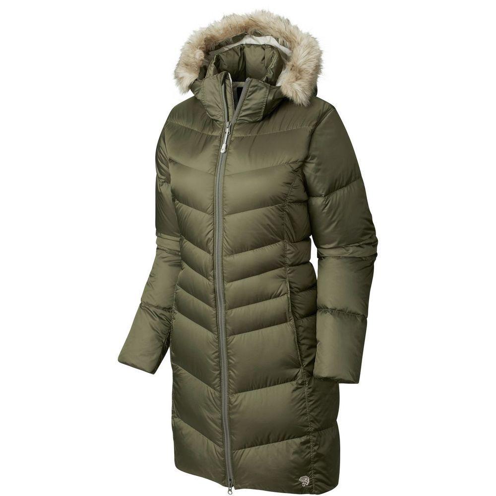 $300 mountain hardwear s downtown coat down long insulated
