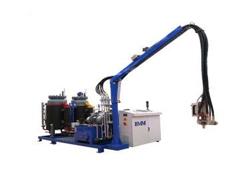 Low Cost Cyclopentane High Pressure Foaming Machine Supplier High Pressure Foam Pressure