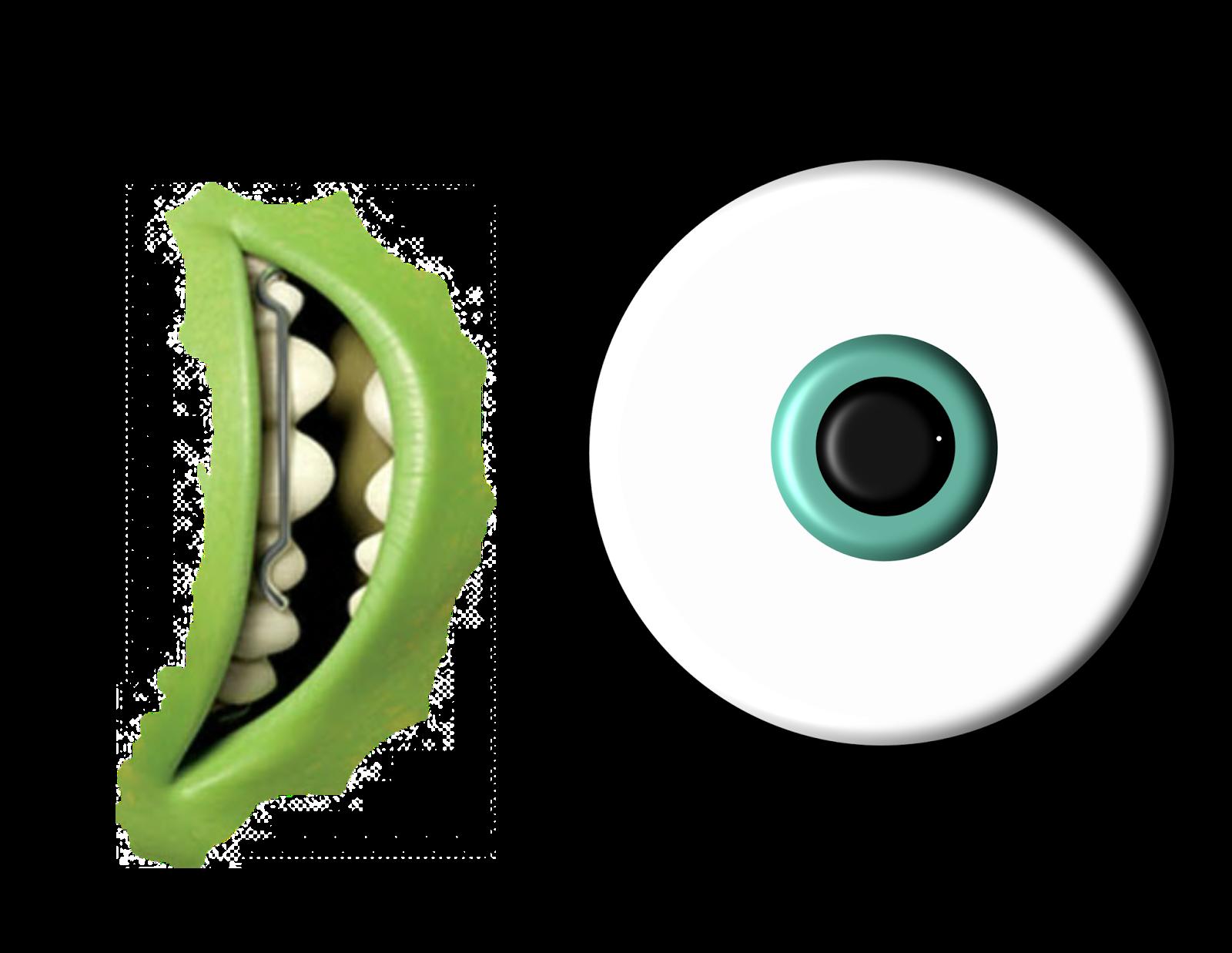 dibujos de un ojo de monster inc - Buscar con Google