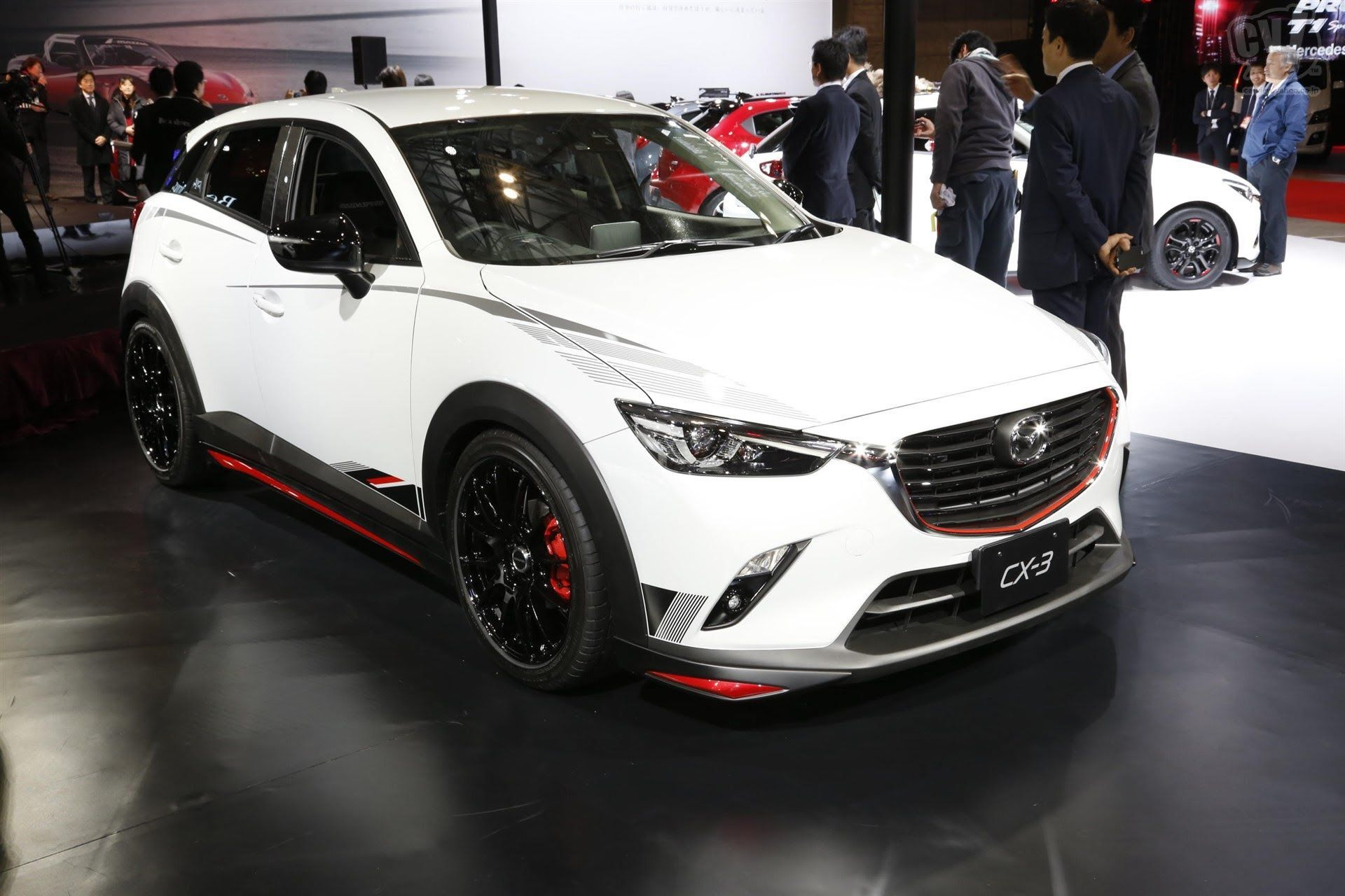 2017 mazda cx 3 grand touring review australia cars for you - Mazda Cx 3 Racing Concept Tokyo Auto Salon 2015