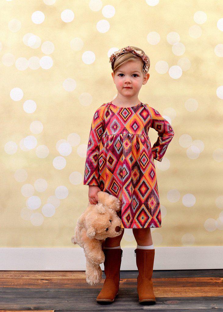 Maritime Dress PDF Sewing pattern | Ginny | Pinterest ...