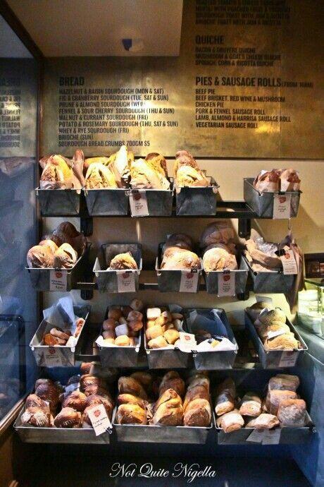 Pan Merchandising Could Anything Be More Appetizing For A Bakery Backerei Geschaft Brot Backerei