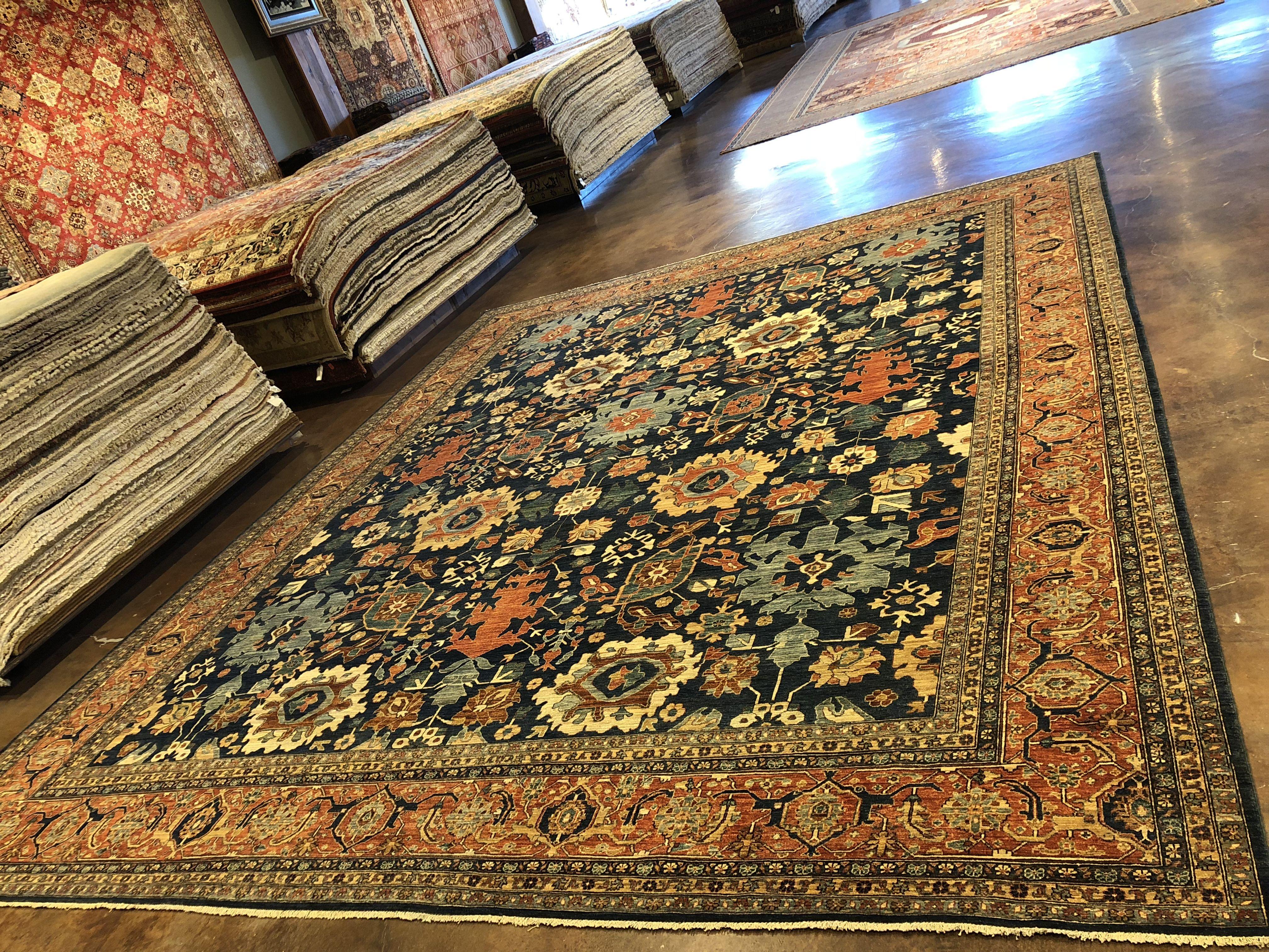 Tribal Rug 12x15 Handmade Oriental Rugs Rugs Discount Area Rugs