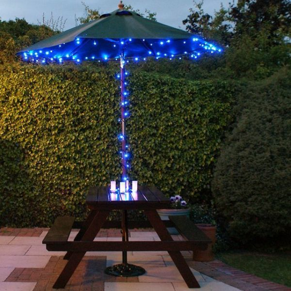 Solar Led String Lights Outdoor Led Solar Fairy String Lights Are An Ecofriendly Way To Illuminate