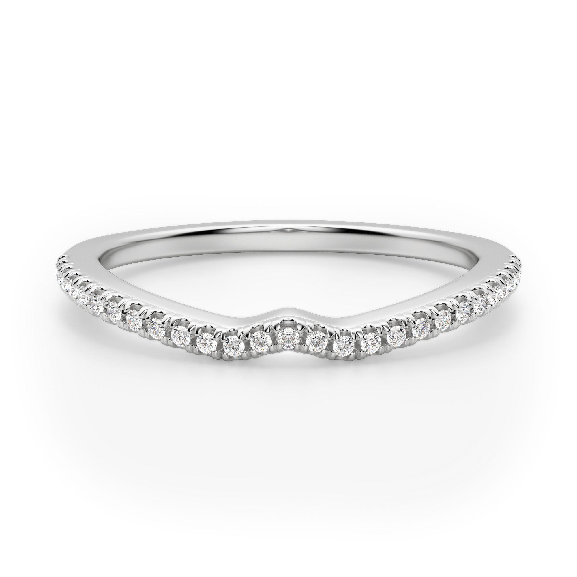 Women's Versailles Matching Band Ring by Diamond Nexus