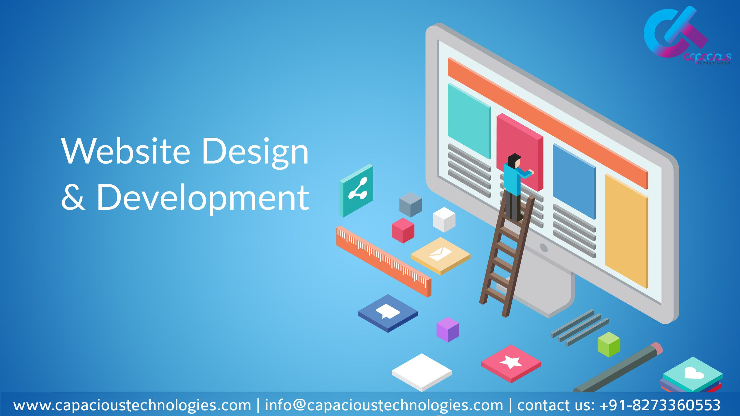 Web Design Is Not Just About Creating Pretty Layouts It S About Understanding The Marketing Challenge Behind Your Business Bes In 2020 With Images Web Development Design
