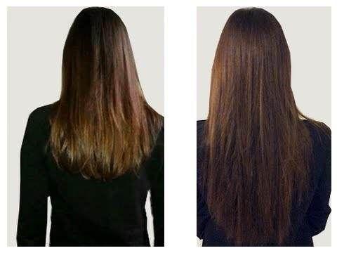 Masque maison pour avoir des cheveux long