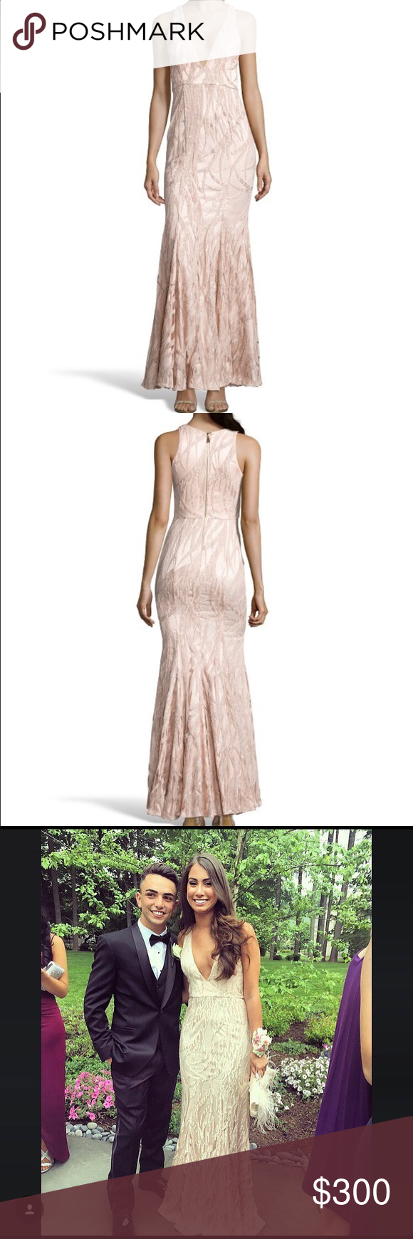 Spotted while shopping on Poshmark: Jay Godfrey Pink Carter gown! #poshmark…