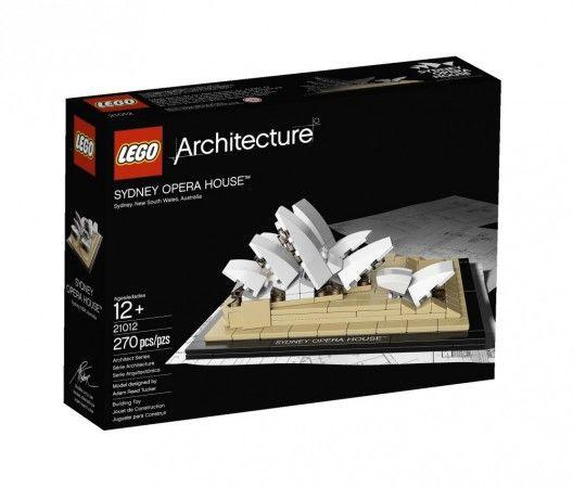 LEGO Architecture.