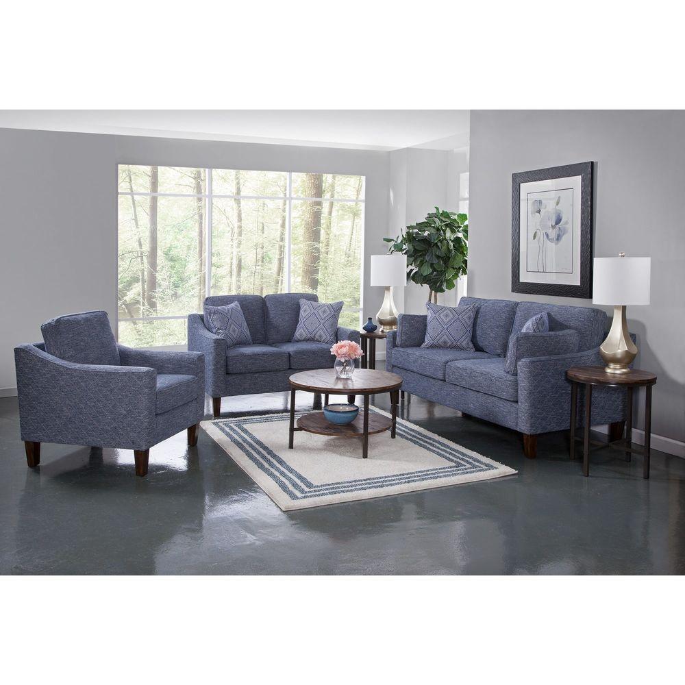 Best 3 Piece Dana Living Room Collection 400 x 300