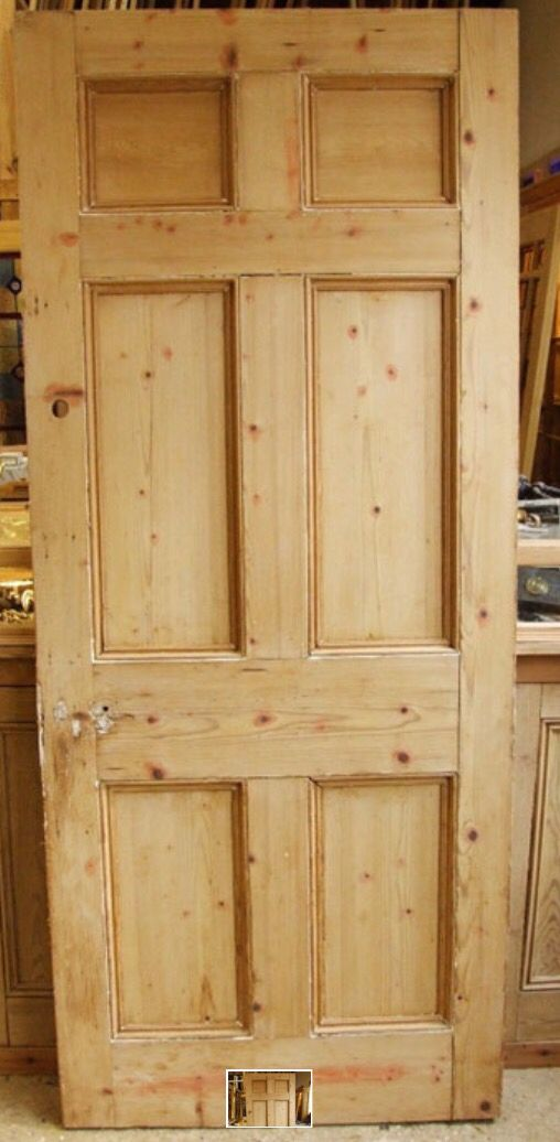 Georgian Interior Door Proportions And Trim For Reference Poque