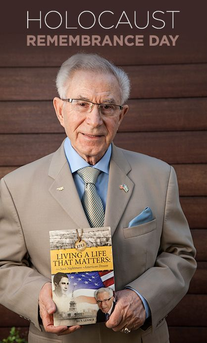 Photo of Remembering the Holocaust: An Interview with a Survivor