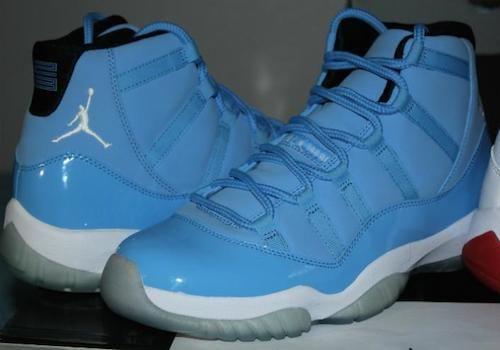 Nike Air Jordan 11 Pantone Sneaker