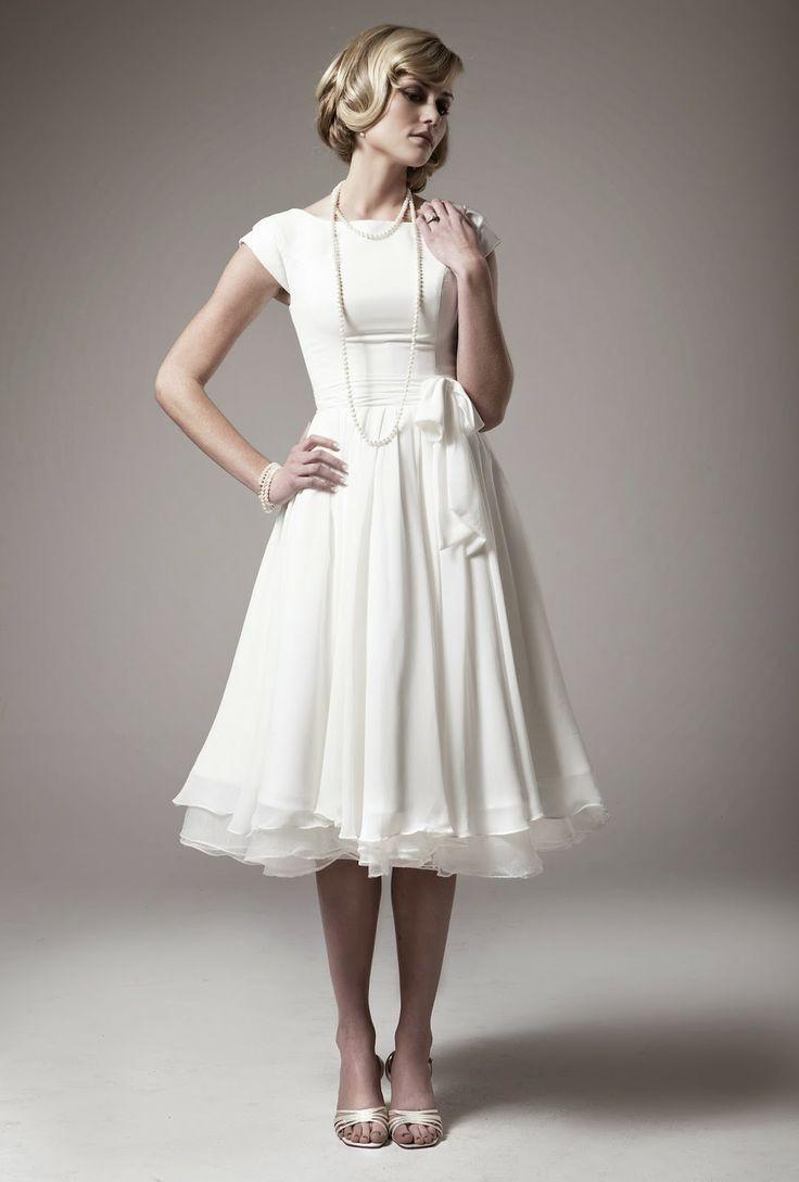 New Outdoor Casual Wedding Dresses Check more at http://svesty.com ...