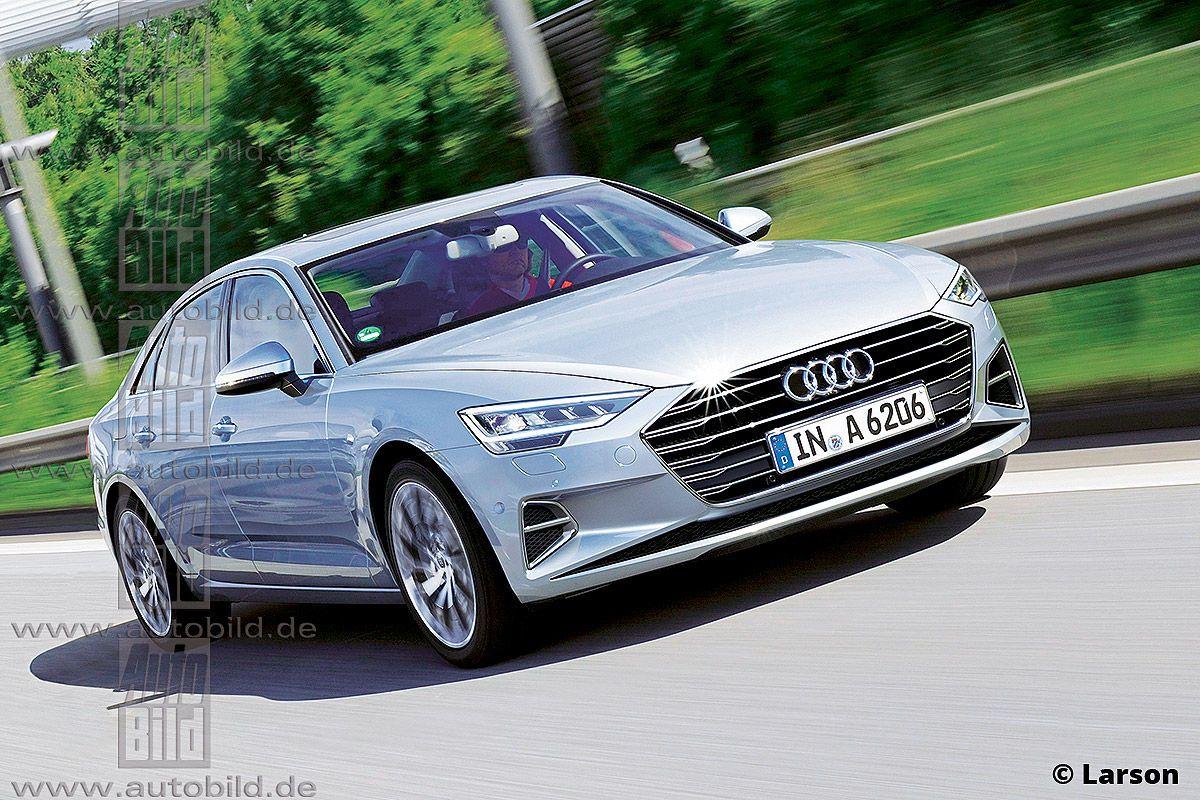 Neue Audi (2018, 2019, 2020, 2021, 2022, 2023, 2024 und 2025)
