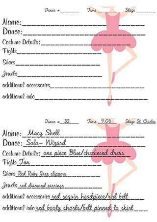 Use Notecards To Help Organize Your Dream Duffel Garment Bags Ddaccessories Organizationinspiration
