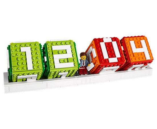 Lego Iconic Brick Calendar 40172 Miscellaneous Buy Online At