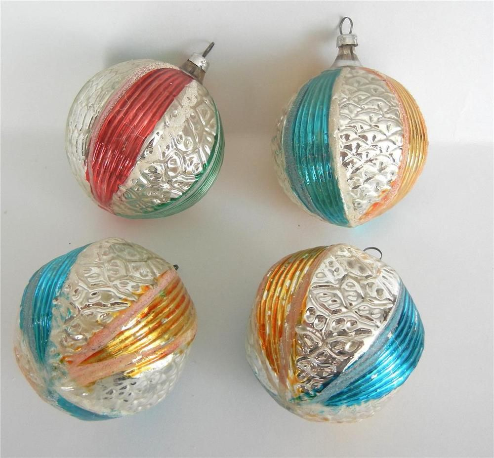 Pin by Donalene Mullen on West Germany ornaments Mercury