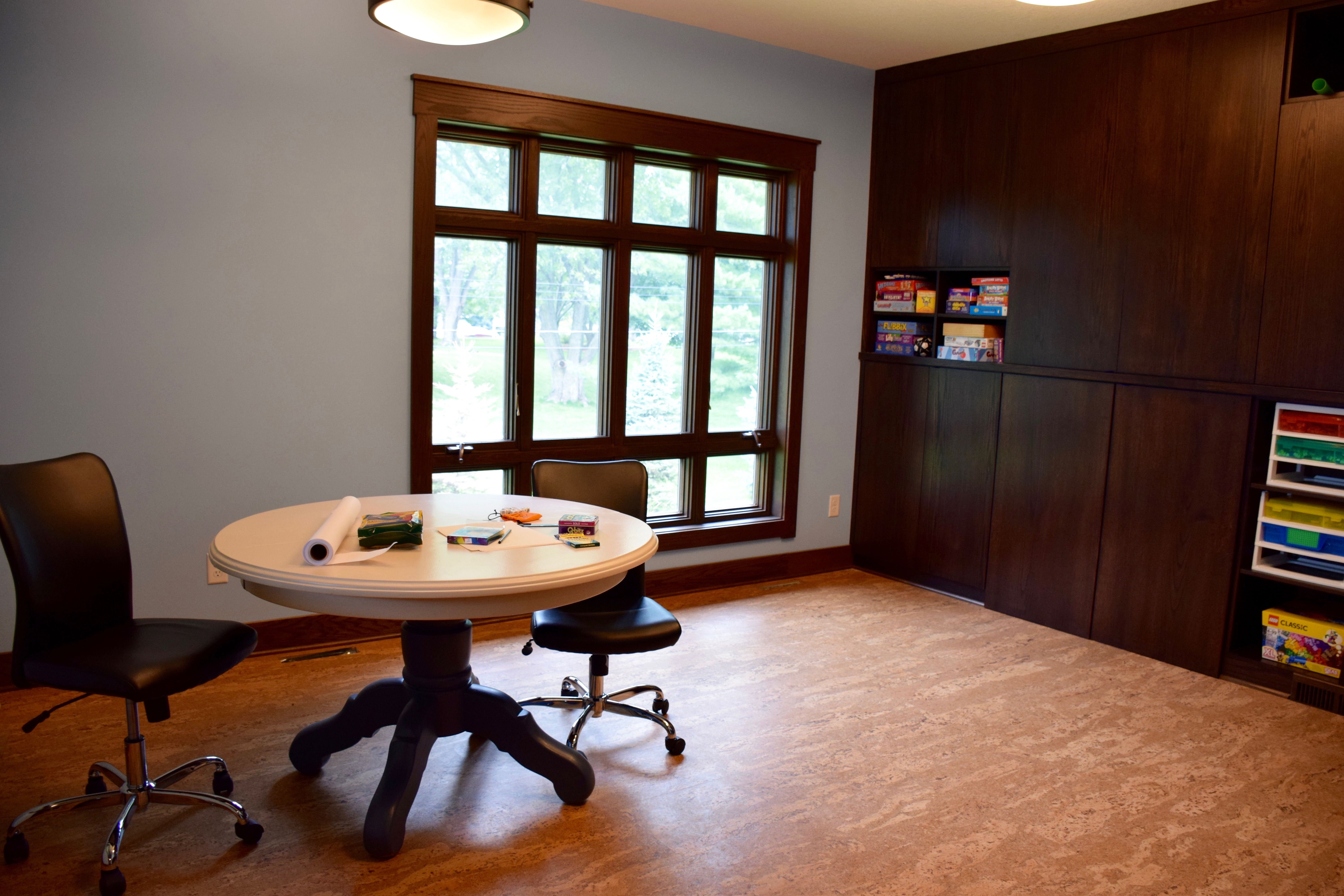 This Is Another Angle Of The Older Kids Play Room At
