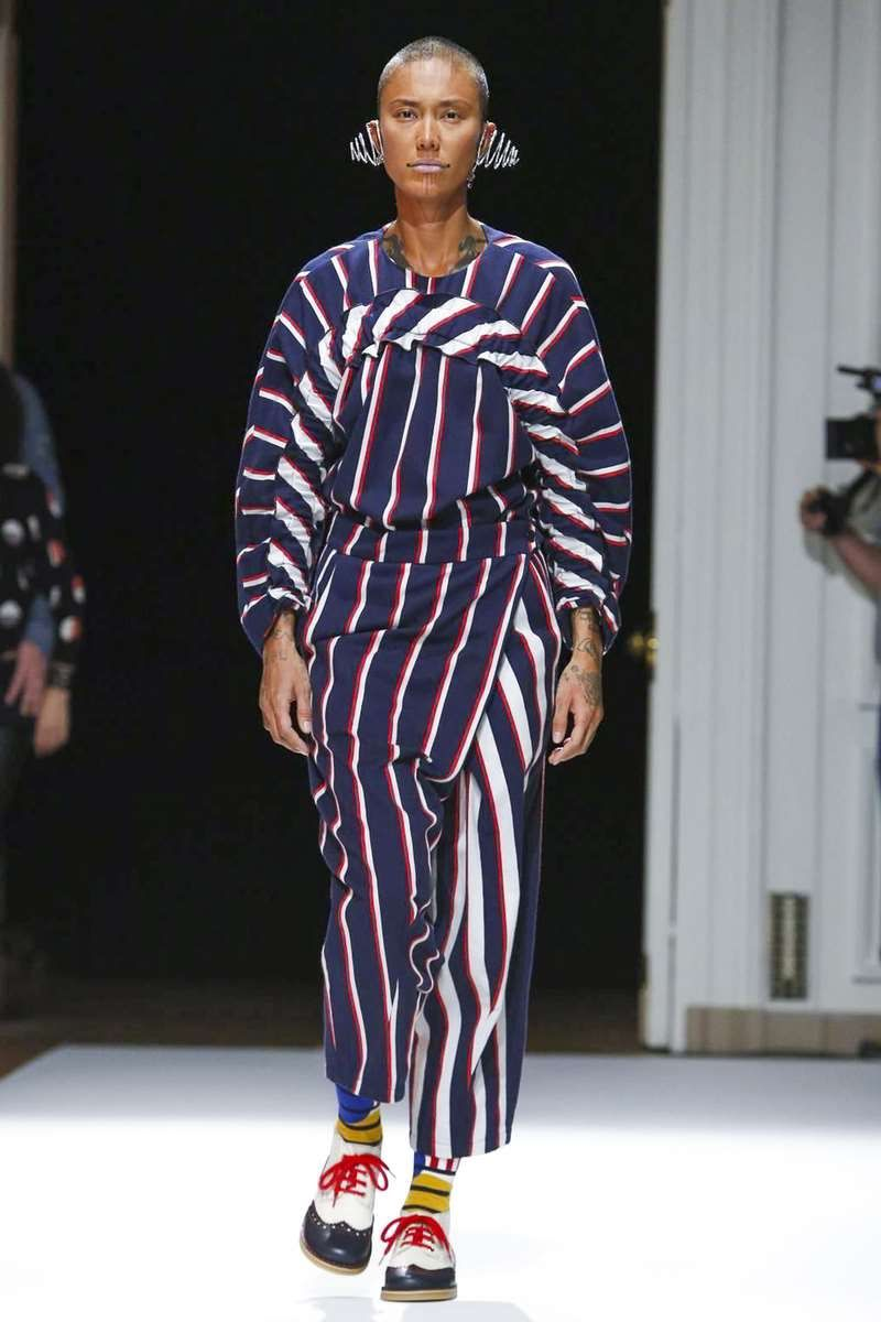 Henrik vibskov fallwinter paris fashion week male fashion