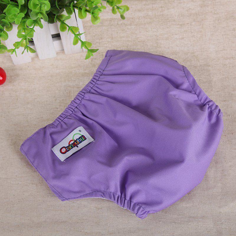 최신 아기 유아 소년 얇은 기저귀 재사용 기저귀 커버 삽입 천 소녀 조절 기저귀를