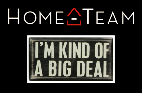 "#HomeTeam #Dallas Friday!  ""I'm kind of a BIG DEAL: My Inherent Worth""  ""For God so loved the world, that he gave his only Son, that whoever believes in him should not perish but have eternal life.  -John 3:16 ESV  If God said you matter, then YOU MATTER! Regardless of what they said about you or did to you - YOU STILL HAVE #VALUE.   The lingering question remains - do YOU share in His #sentiments about YOU?  #FRIDAYnightLIVE  www.hometeamdallas.org"