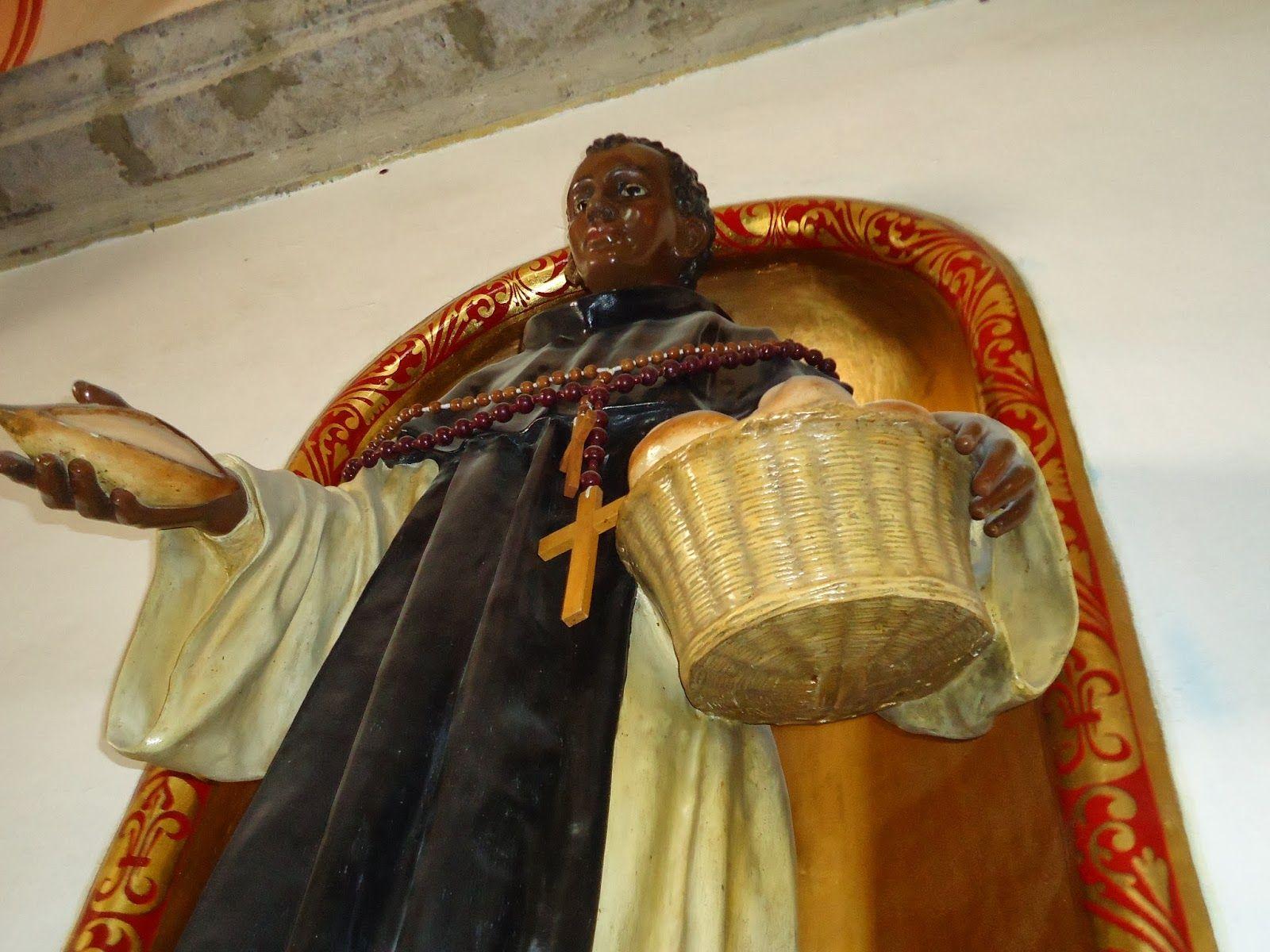 sancarlosfortin: san martin de porres en templo de santa ana tepeti...