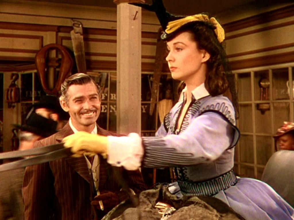 Gone With The Wind Cutest Little Trick In Shoe Leather