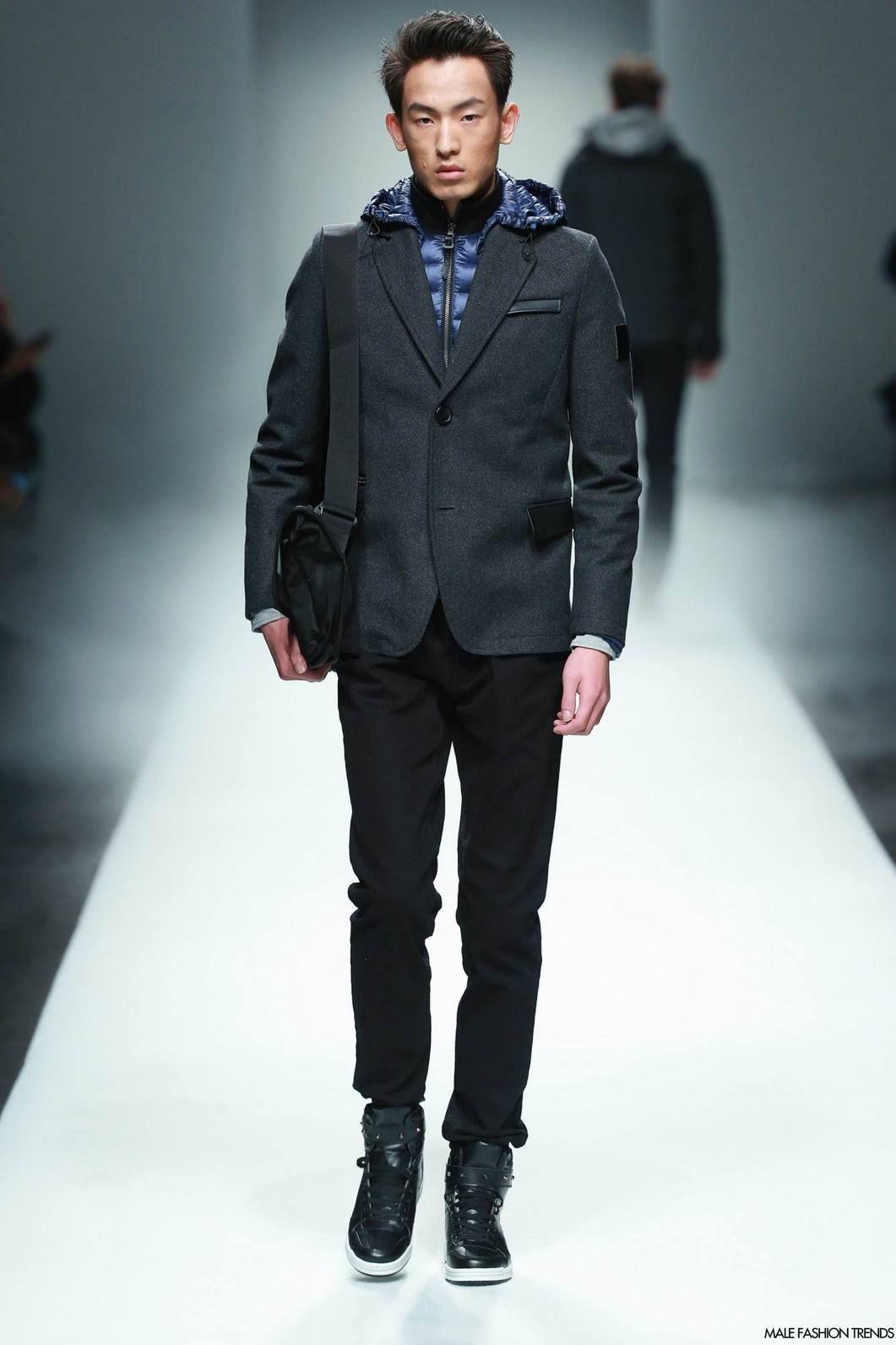 Ricolee Fall/Winter 2016 - Shanghai Fashion Week