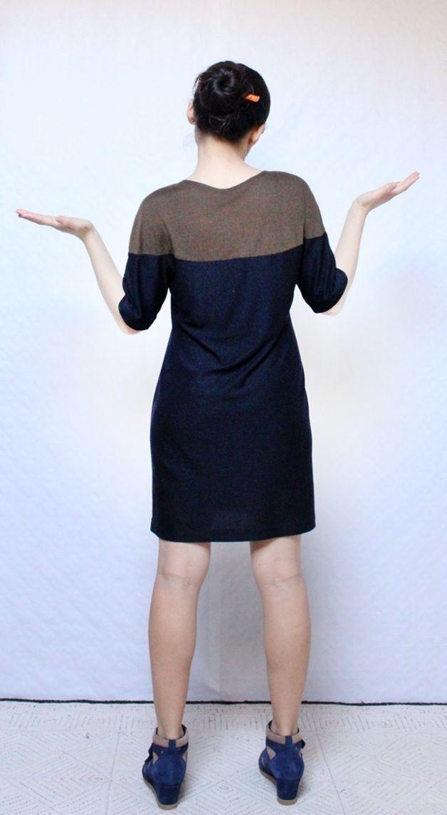 Kleider & Schürzen - Schnittmuster e-Book JerseyKleid **BERLIN ...