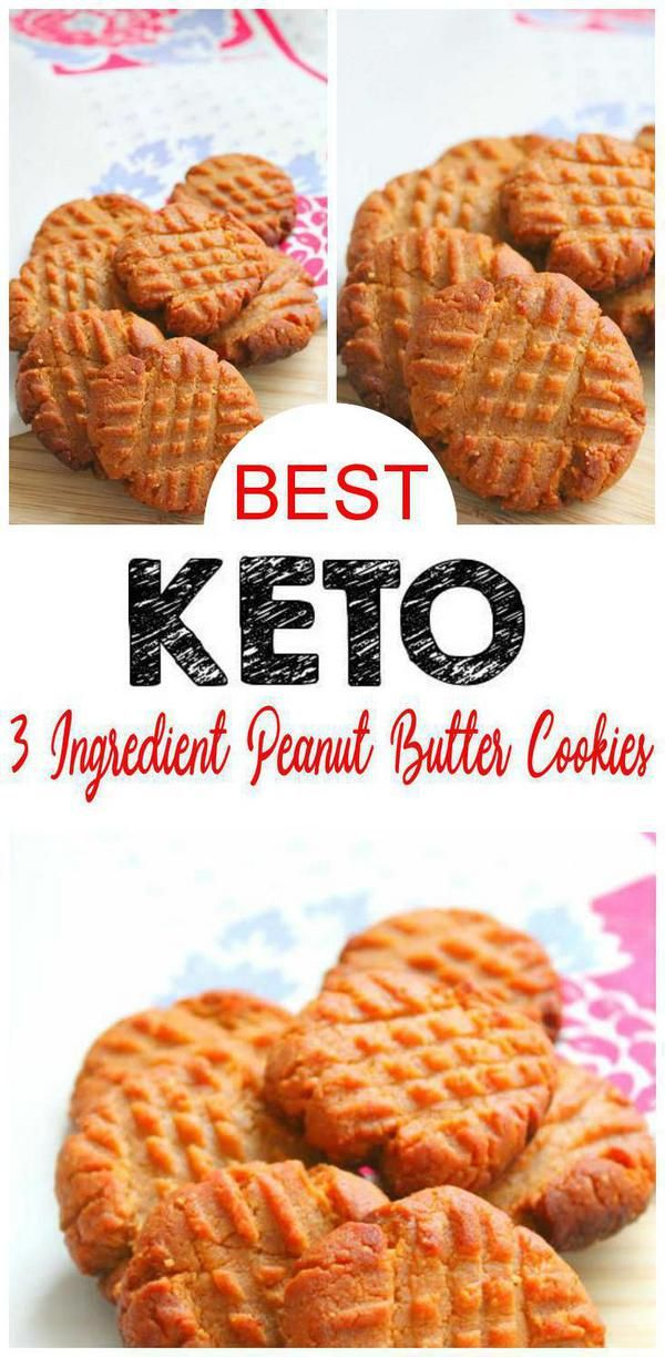 Photo of BEST Keto Cookies! Low Carb 3 Ingredient Peanut Butter Cookie Idea – Quick & Easy Ketogenic Diet Recipe – Completely Keto Friendly