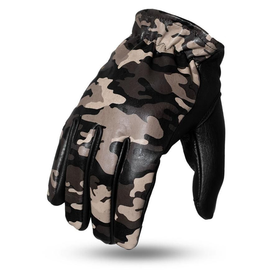 ROPER Men's classic unlined short cuff MC glove featuring touch tech fingers