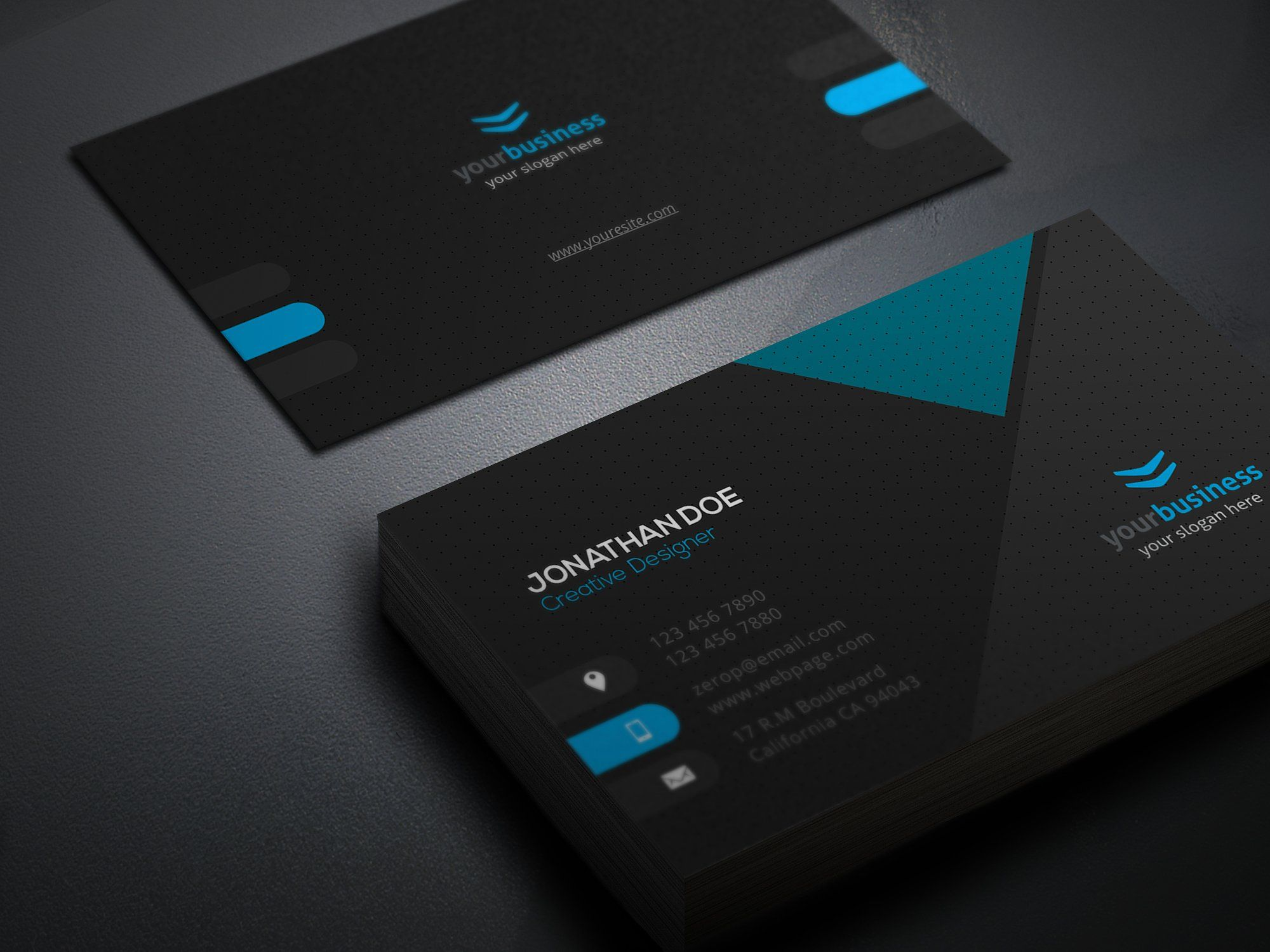 professional business card templates images business cards ideas