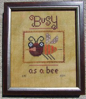 Garden Grumbles and Cross Stitch Fumbles: Friday - Birds of a Feather Series Recap