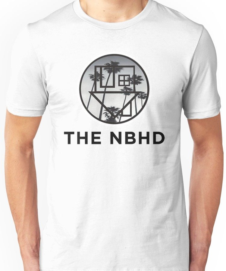 The Neighbourhood Palm Tree Print The Nbhd Band Shirt T Shirt By