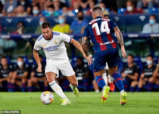 Eden Hazard insists he will 'prove his worth' at Real Madrid