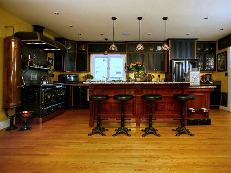 Steampunk kitchen decor steampunk pinterest for Steampunk kitchen accessories