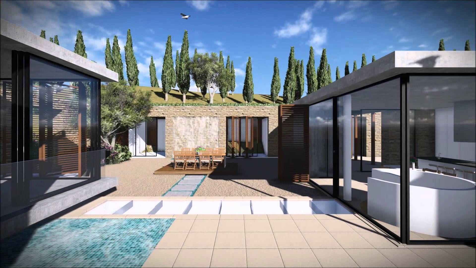 Headcorn minimalist house - Grand Designs