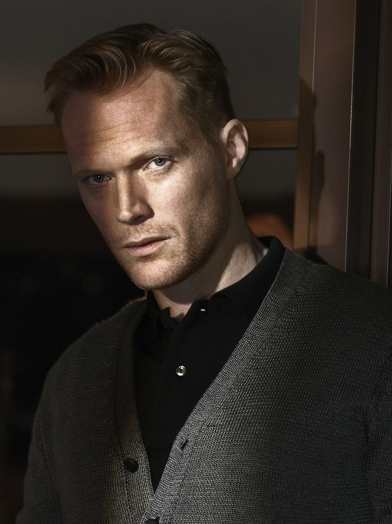 Paul Bettany: Paul Bettany. SubCategory: Cardigan Kink Activated.