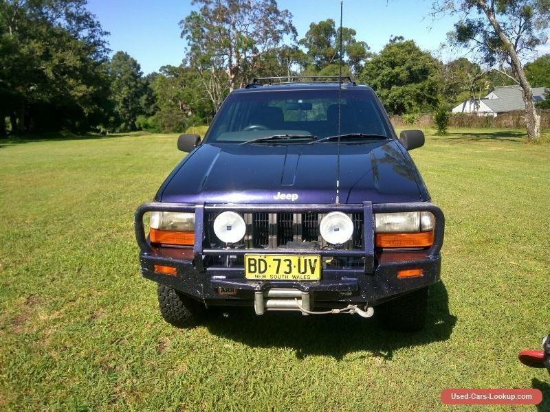 1997 Jeep Grand Cherokee. Great 4X4. Runs Well. Thousands