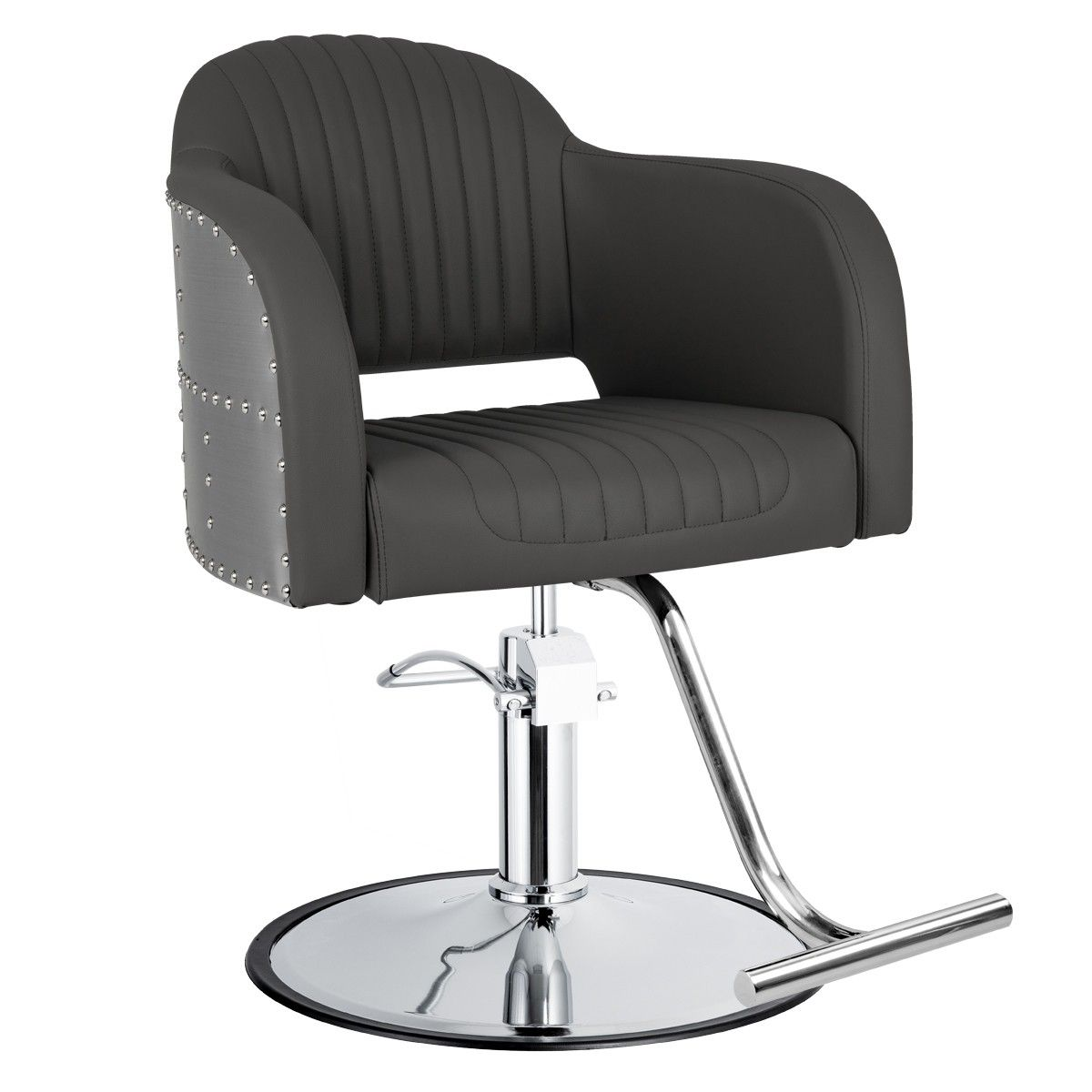 Marvelous Corsair Styling Chair In Gray Styling Chairs In 2019 Bralicious Painted Fabric Chair Ideas Braliciousco