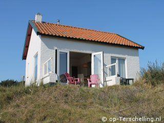 Vakantiehuis Malino in de duinen van West aan Zee op ...